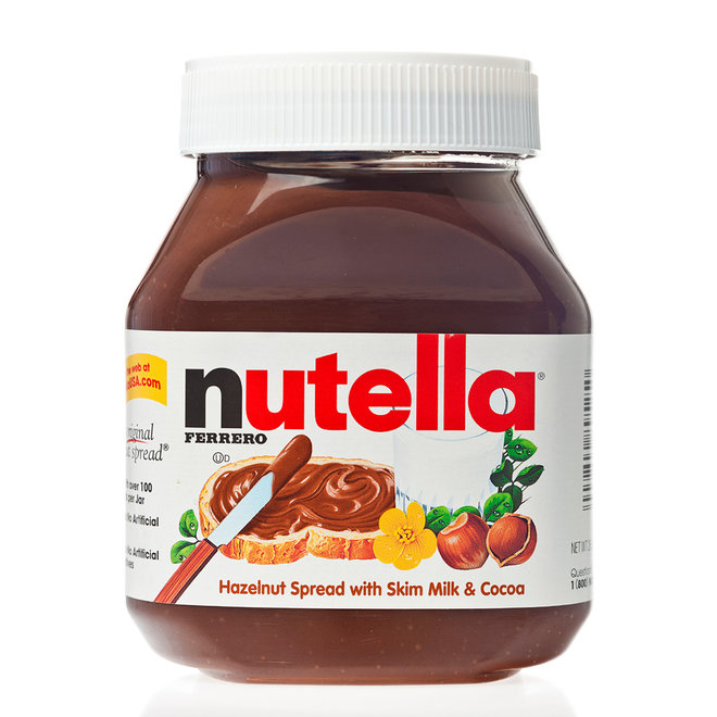 Food & Wine: Nutella