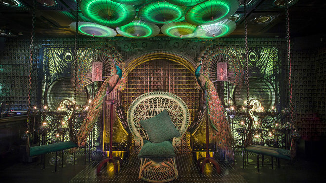 Food & Wine: Wallpaper, Ophelia, Hong Kong, China