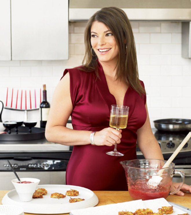Food & Wine: Gail Simmons's Baby Girl