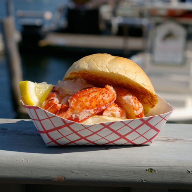 Food & Wine: 24 Spectacular Lobster Rolls, 10 Amazing Martinis, 2 Photogenic Salads and 1 Great Cocktail