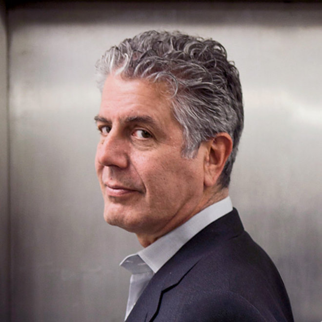 Food & Wine: Anthony Bourdain