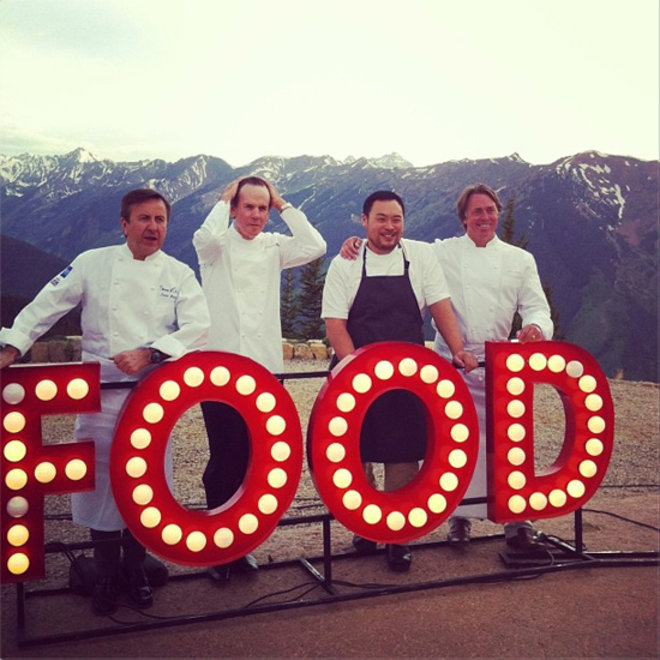 Food & Wine: The Food & Wine Classic in Aspen