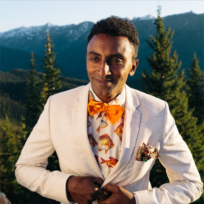Food & Wine: Chef Marcus Samuelsson