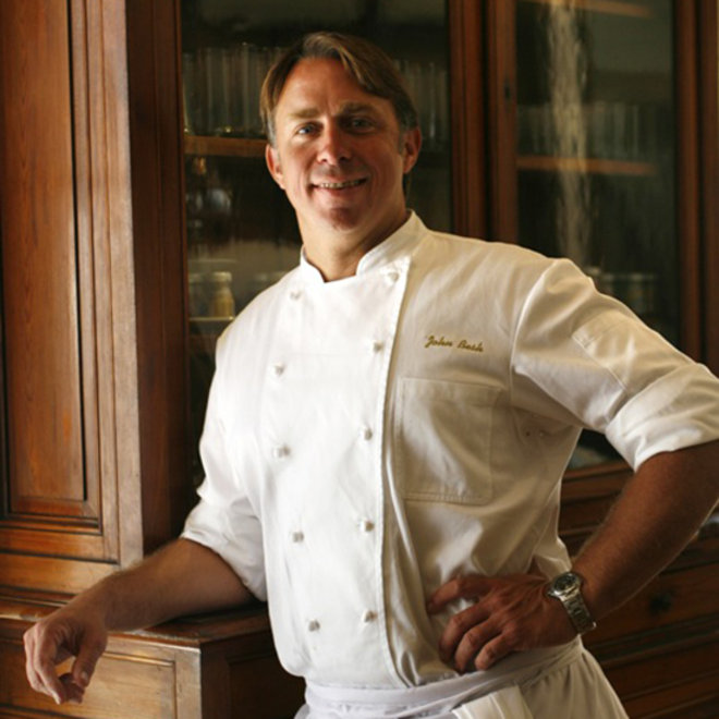 Food & Wine: John Besh Visits F&W, Miraculously Cooks Gumbo in 33 Minutes