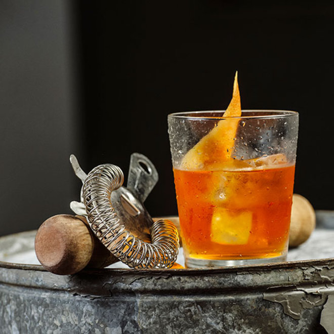 Food & Wine: Distilled NY's Mead Americano