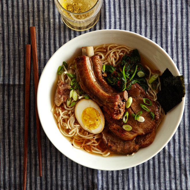 Food & Wine: Shoyu Ramen
