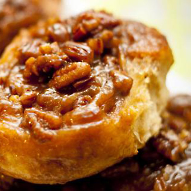 Food & Wine: Joanne Chang's Sticky Buns