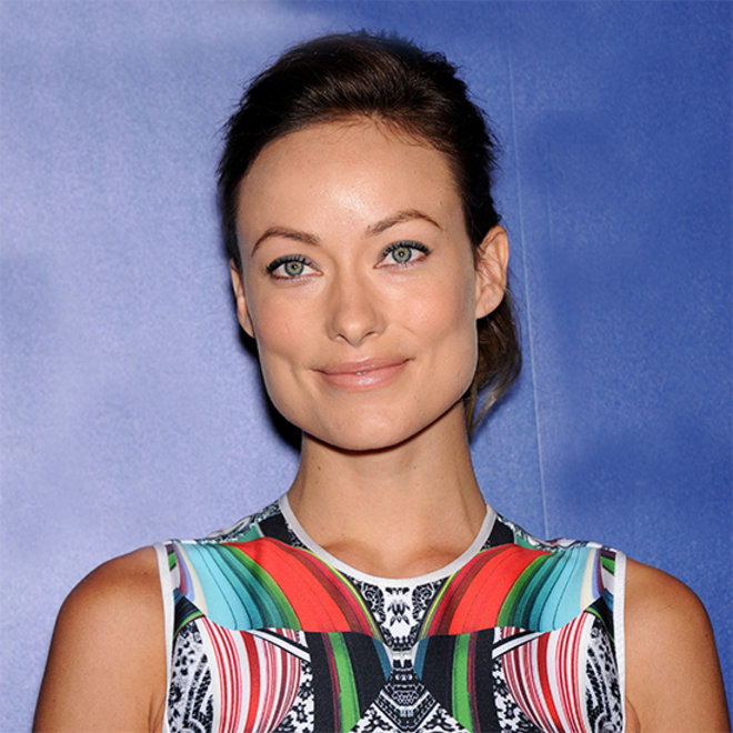 Food & Wine: Actress Olivia Wilde.