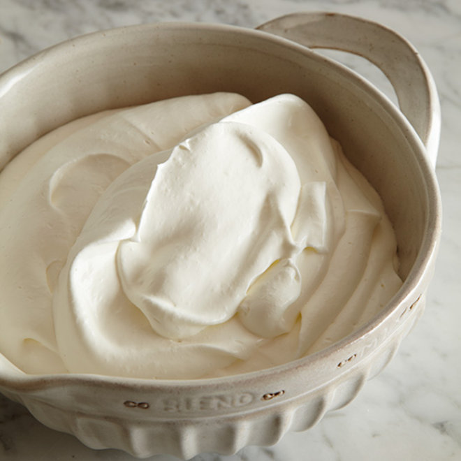 Food & Wine: 5 Things You Didn't Know About Whipped Cream