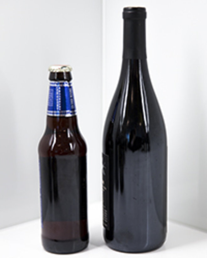 Food & Wine: Battle of the Booze: Beer vs. Wine