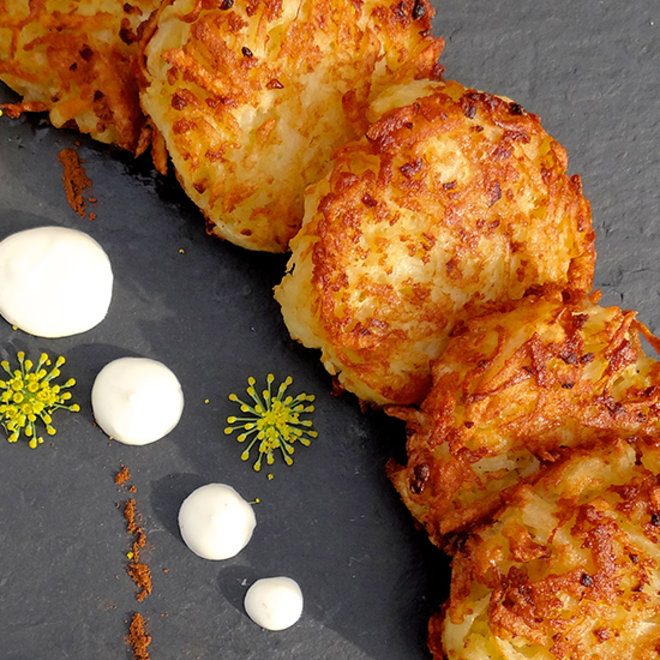 Food & Wine: Chefs' Creative Takes on Thanksgivukkah