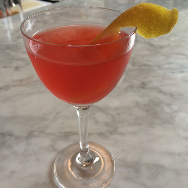 Food & Wine: The Ghost Story Cocktail