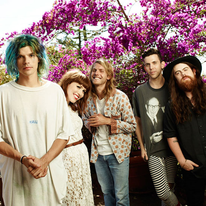 Food & Wine: Grouplove