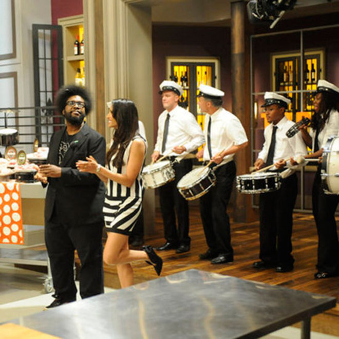 Food & Wine: Drum(stick) Major Questlove and Padma Lakshmi