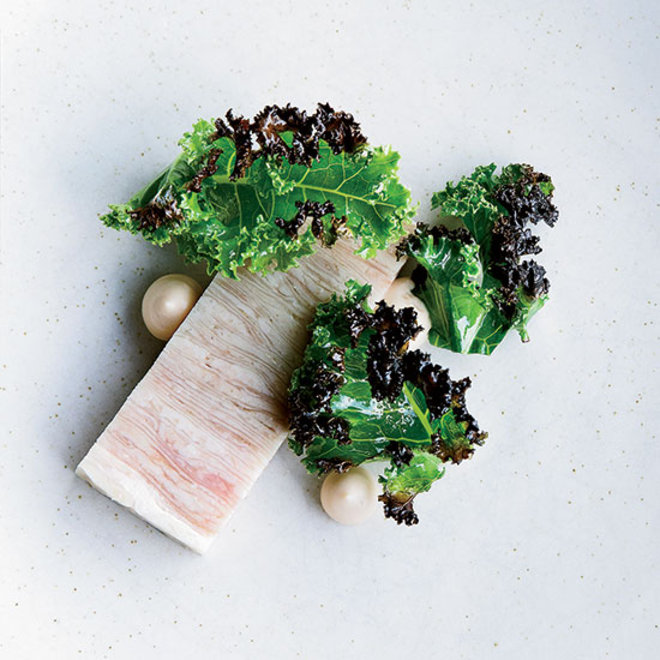 Food & Wine: Confit Chicken Skin