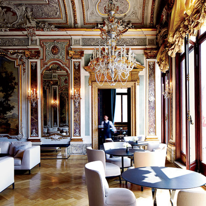 Food & Wine: Aman Canal Grande Hotel in Venice, Italy.