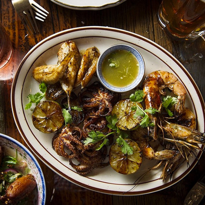 Food & Wine: Pig Ear Salad and Other Dishes from East Coast Contenders for The People's Best New Chef