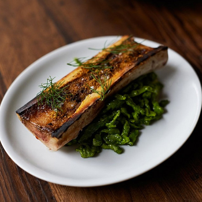 Food & Wine: Baby Carrots, Bone Marrow and More Dishes from West Coast Contenders for The People's Best New Chef