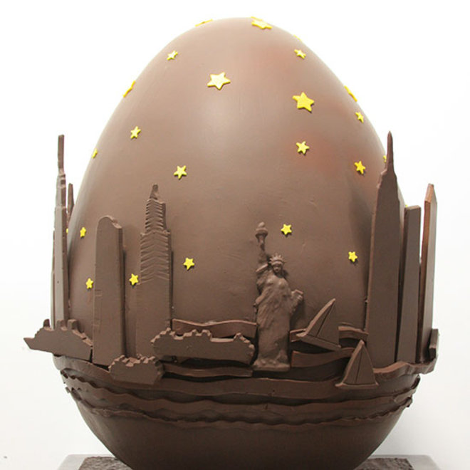 Food & Wine: 5 Things to Know About New York's Artsy, Blingy Easter Egg Hunt For Grown-Ups