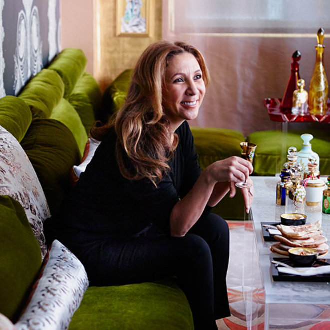 Food & Wine: Reem Acra