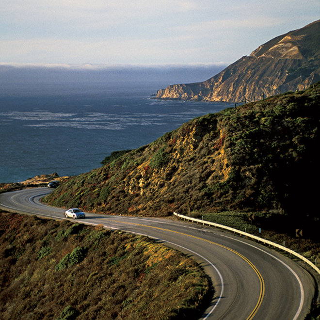 Food & Wine: A Dream California Coast Road Trip