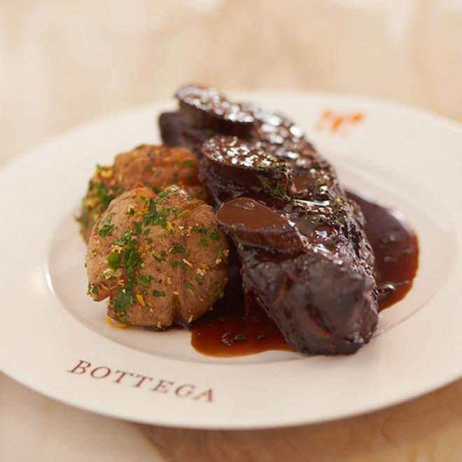 Food & Wine: Michael Chiarello's Cabernet-Smoked Short Ribs