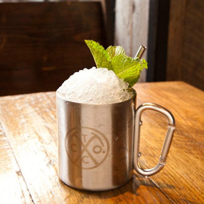 Food & Wine: Dark Horse Juleps to Bet On