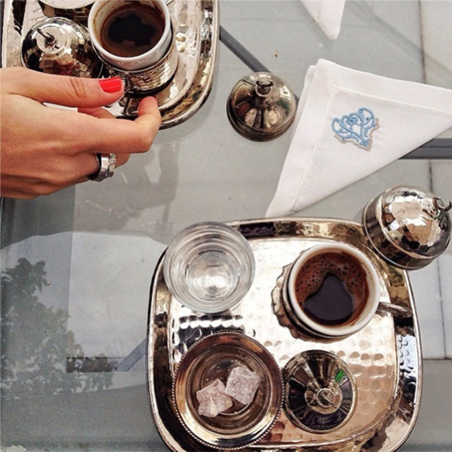 Food & Wine: F&W Editors Will Go All the Way to Turkey for a Great Cup of Coffee