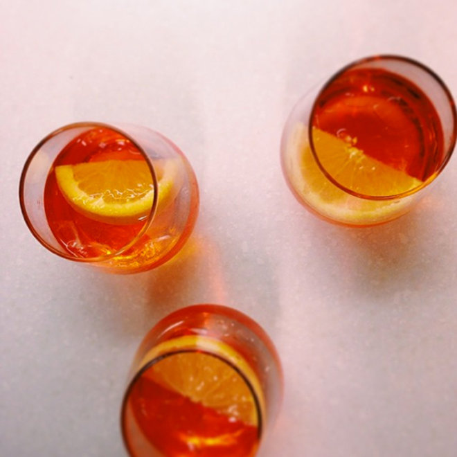Food & Wine: It's Never Too Early for an Aperol Spritz