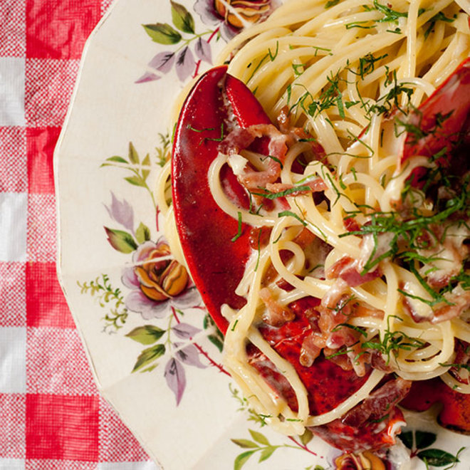 Food & Wine: The Most Lobster-Packed Lobster Pasta Ever