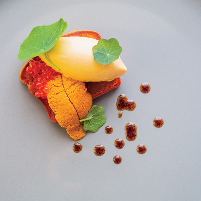 Food & Wine: Uni Is the New Bacon