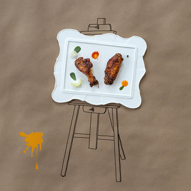 Food & Wine: How to Make Incredible Chicken Wings Without a Grill