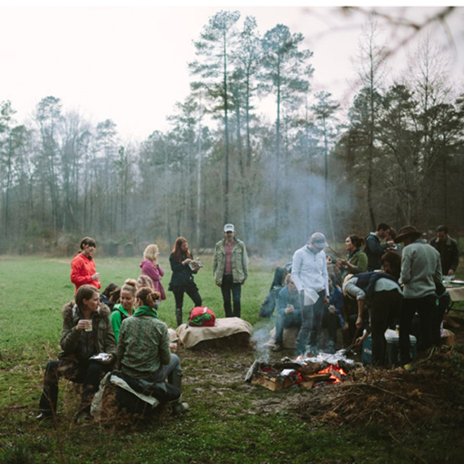 Food & Wine: Learn to Survive a Zombie Apocalypse at This Booze-Fueled Summer Camp for Grown-Ups