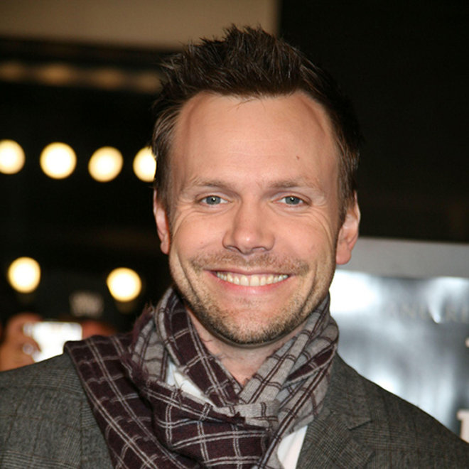 Food & Wine: Joel McHale: Coffee Snob, Beer Geek and Unrepentant Italophile