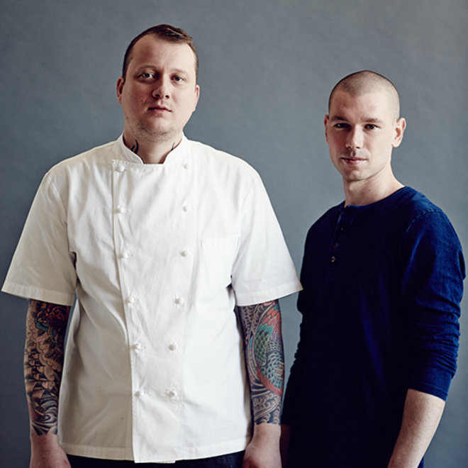 Food & Wine: Best New Chefs 2014 Walker Stern and Joe Ogrodnek
