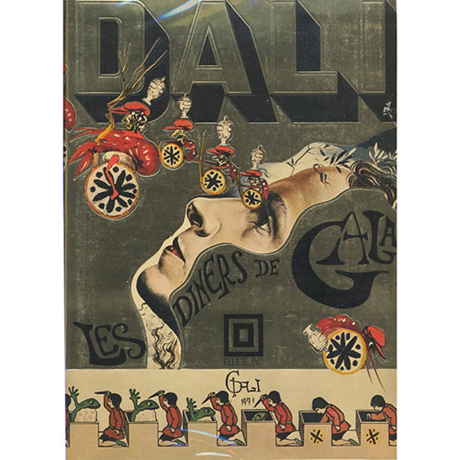 Food & Wine: Yes, Salvador Dalí Wrote a Cookbook