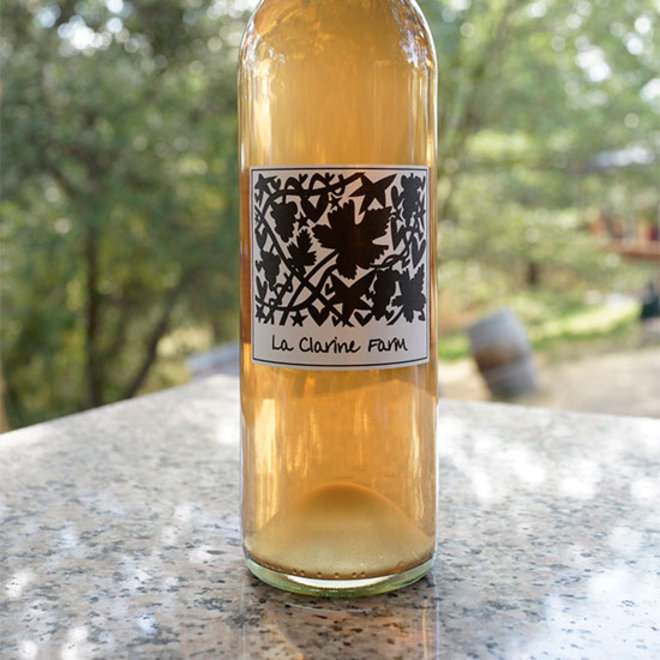 Food & Wine: 2013 La Clarine Farm Rosé Sierra Foothills