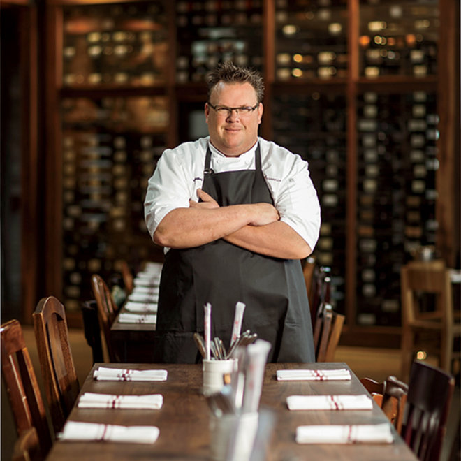 Food & Wine: Chef Chris Shepherd