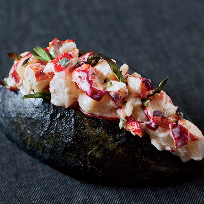 Food & Wine: Yagi's Lobster Roll