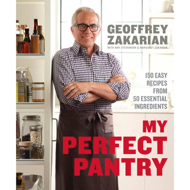 Food & Wine: My Perfect Pantry by Geoffrey Zakarian