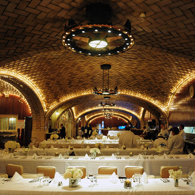 Food & Wine: Grand Central Oyster Bar