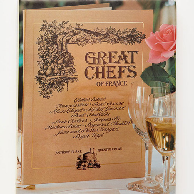 Food & Wine: How to Be a Great French Chef