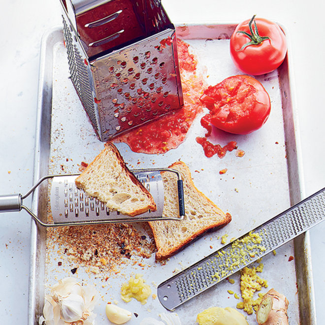 Food & Wine: Never underestimate the power of a great grater.