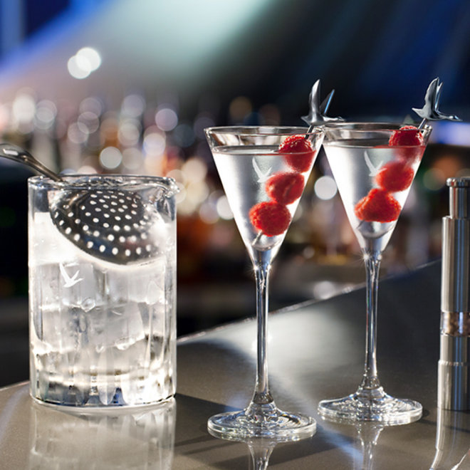 Food & Wine: Virgin Galactic Partners with Grey Goose for Spacey Martinis