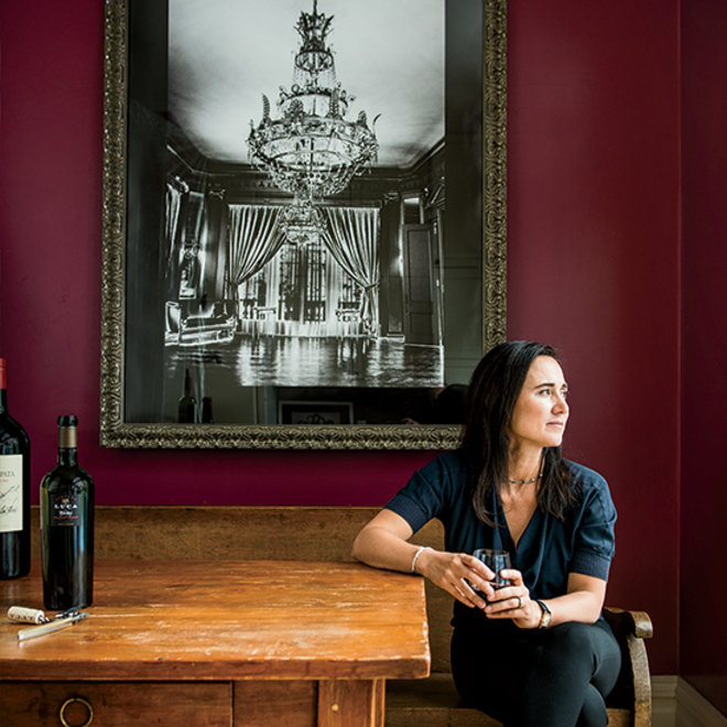 Food & Wine: Laura Catena