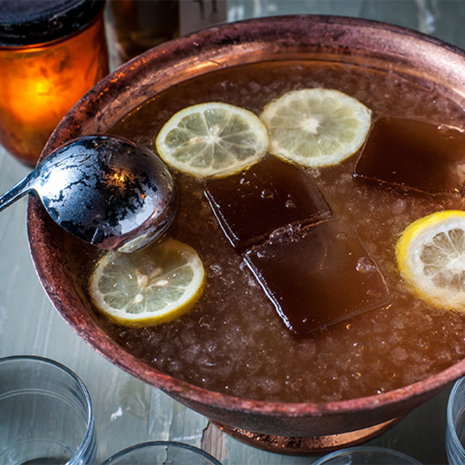Food & Wine: A Mixologist's Ultimate Rosh Hashanah Punch