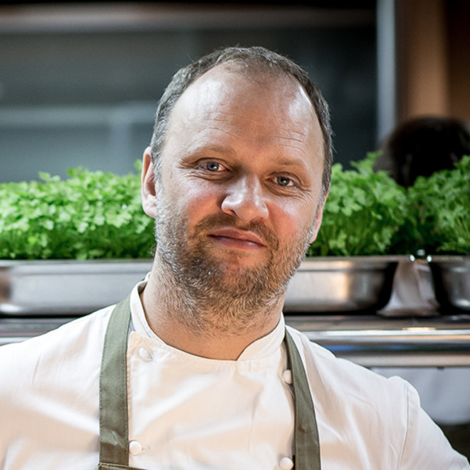Food & Wine: Chef Simon Rogan