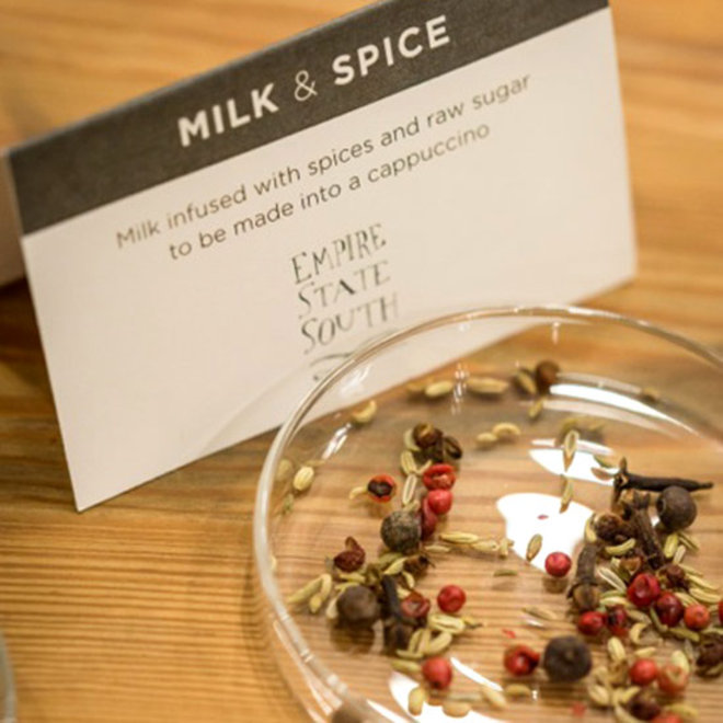 Food & Wine: Trick or Treat? Hugh Acheson's Empire State South Spikes Coffee with Tingling Szechuan Pepper