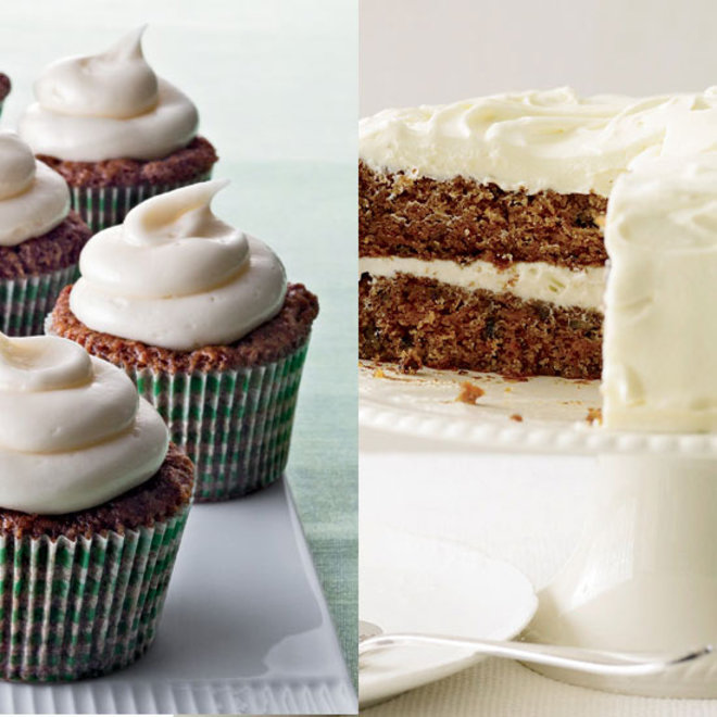 Food & Wine: 7 Cakes and Their Cupcake Counterparts