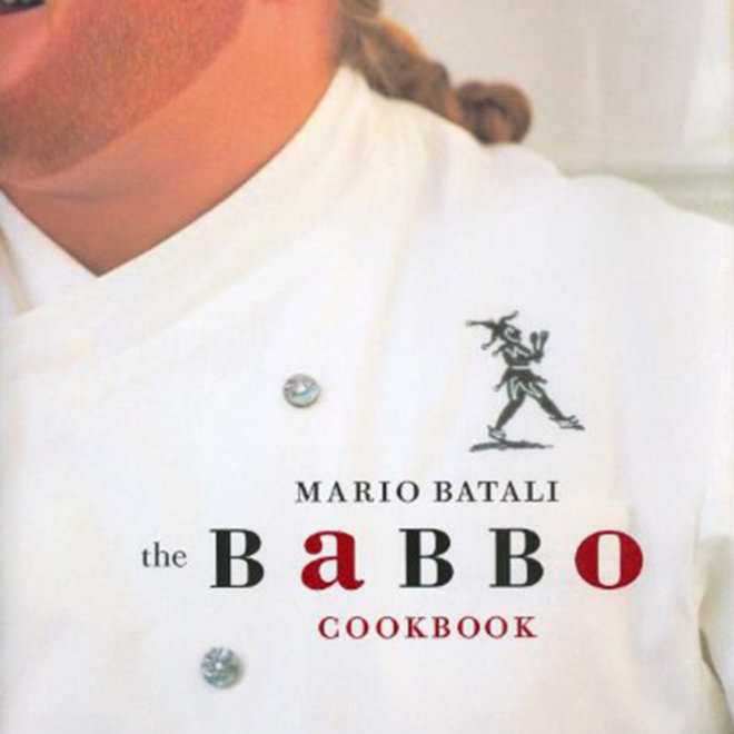 Food & Wine: Warning: Reading This Book May Result in Working for Mario Batali